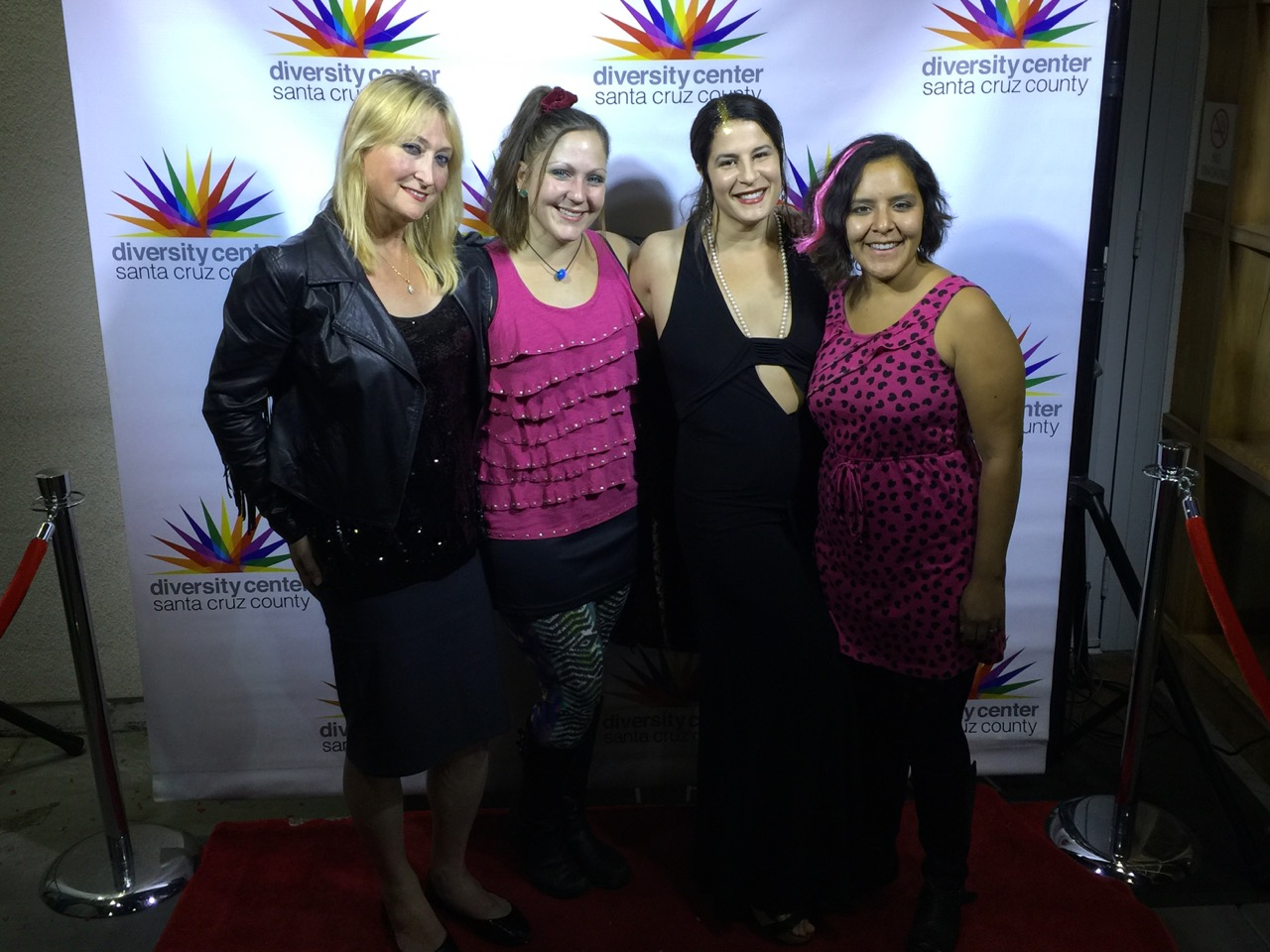 HotelParadox 2017 Diversity Center Gala Event in Santa Cruz